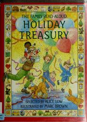 Cover of: The Family Read-Aloud Holiday Treasury