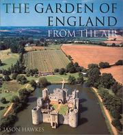 Cover of: The garden of England from the air