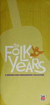 Cover of: The folk years