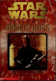 Cover of: The fury of Darth Maul | Ryder Windham