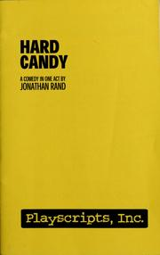 Cover of: Hard candy | Jonathan Rand