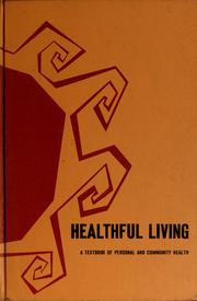 Cover of: Healthful living