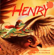 Cover of: Henry | F. R. Robinson