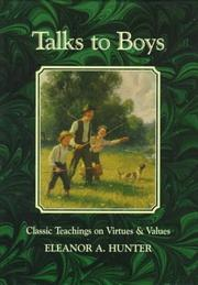 Cover of: Talks to boys