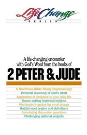Cover of: 2 Peter and Jude (The Lifechange Series) | Nav Press
