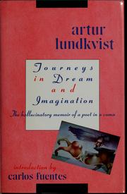 Cover of: Journeys in dream and imagination