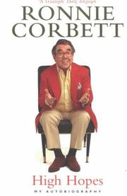 Cover of: High Hopes | Ronnie Corbett