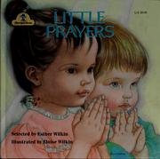 Cover of: Little prayers