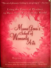 Cover of: Mama Gena's school of womanly arts