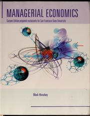 managerial economics 12 edition by mark