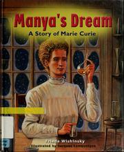 Manya's dream by Frieda Wishinsky