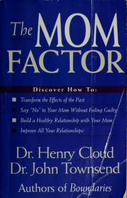 Cover of: The mom factor