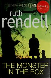 Cover of: The monster in the box