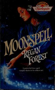 Cover of: Moonspell | Regan Forest