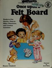 Cover of: Once upon a felt board