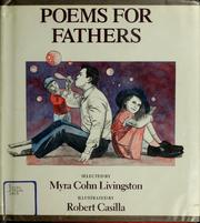 Cover of: Poems for fathers