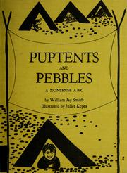 Cover of: Puptents and pebbles: a nonsense ABC.