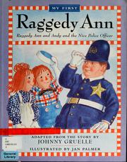 Cover of: Raggedy Ann | Johnny Gruelle