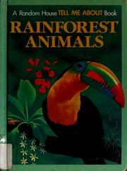 Cover of: Rainforest animals | Michael Chinery