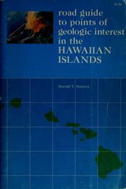 Cover of: Road guide to points of geologic interest in the Hawaiian Islands