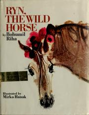 Cover of: Ryn, the wild horse