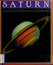 Cover of: Saturn | Gregory Vogt