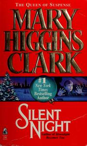 Cover of: Silent night | Mary Higgins Clark