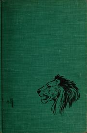 Cover of: Simba of the White Mane