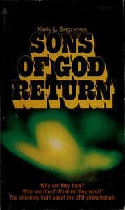 Cover of: Sons of God return