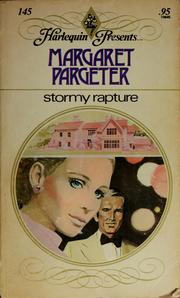 Cover of: Stormy rapture | Margaret Pargeter