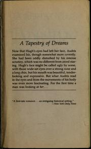 Cover of: A tapestry of dreams