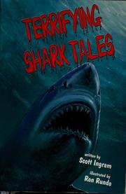 Cover of: Terrifying shark tales