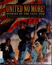 Cover of: United no more!