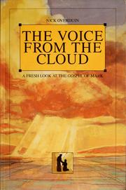 Cover of: The voice from the cloud | Nick Overduin