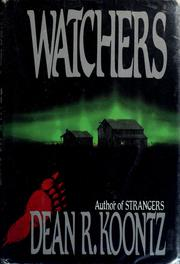 Watchers (1987 edition) | Open Library
