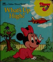 Cover of: What's up high? | Darrell Baker
