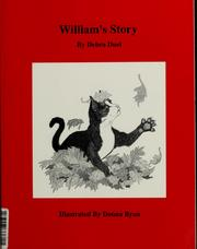 Cover of: William's story | Debra Duel