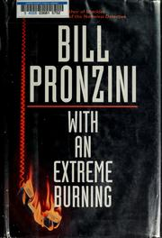 Cover of: With an extreme burning