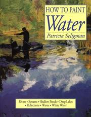 Cover of: How to Paint Water