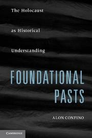 Cover of: Foundational pasts