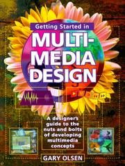Cover of: Getting started in multimedia design