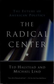 Cover of: The radical center