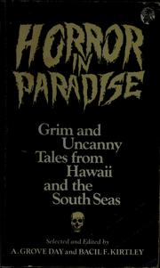 Cover of: Horror in paradise