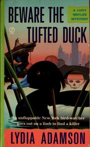 Cover of: Beware The Tufted Duck