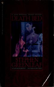 Cover of: Death bed