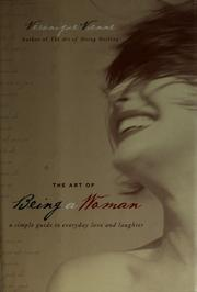 Cover of: The art of being a woman | Véronique Vienne
