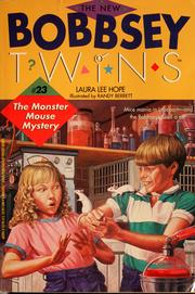 Cover of: The monster mouse mystery | Laura Lee Hope