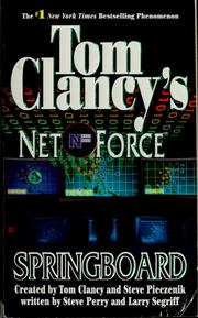 Cover of: Tom Clancy's Net Force | Steve Perry