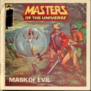 Cover of: Mask of evil | Carey, Mary