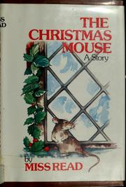 Cover of: The Christmas Mouse | Miss Read